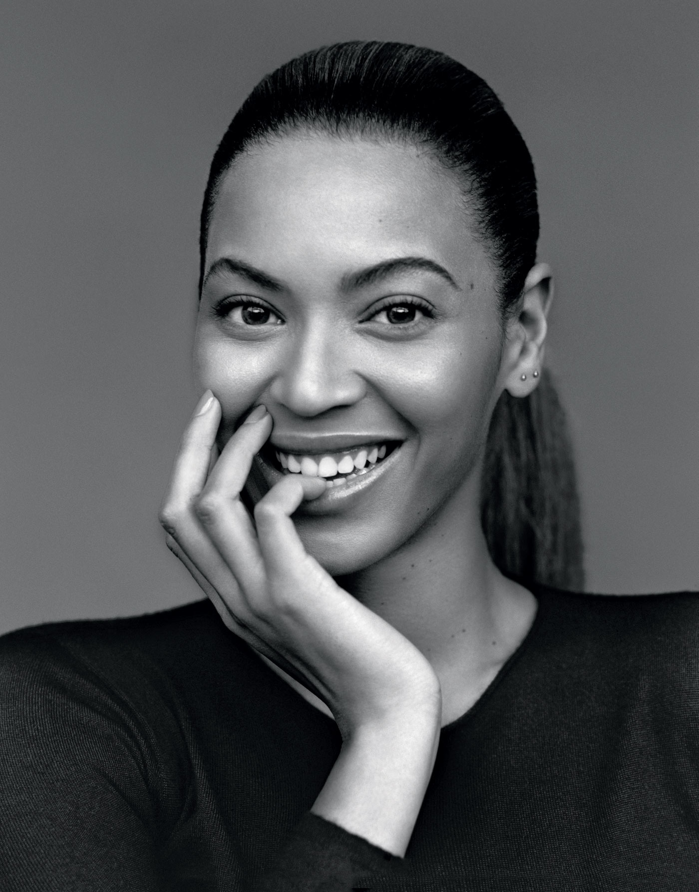 The Gentlewoman Spring and Summer 2013 Beyoncé close-up