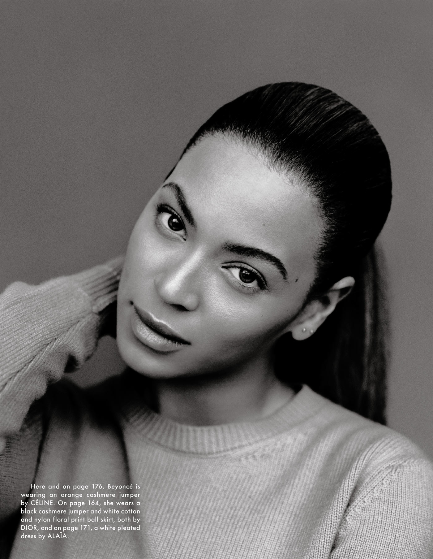 The Gentlewoman Spring and Summer 2013 Beyonc