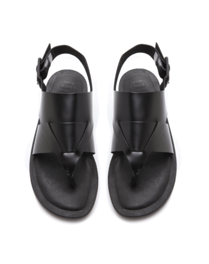 Tibi Declan flat sandals