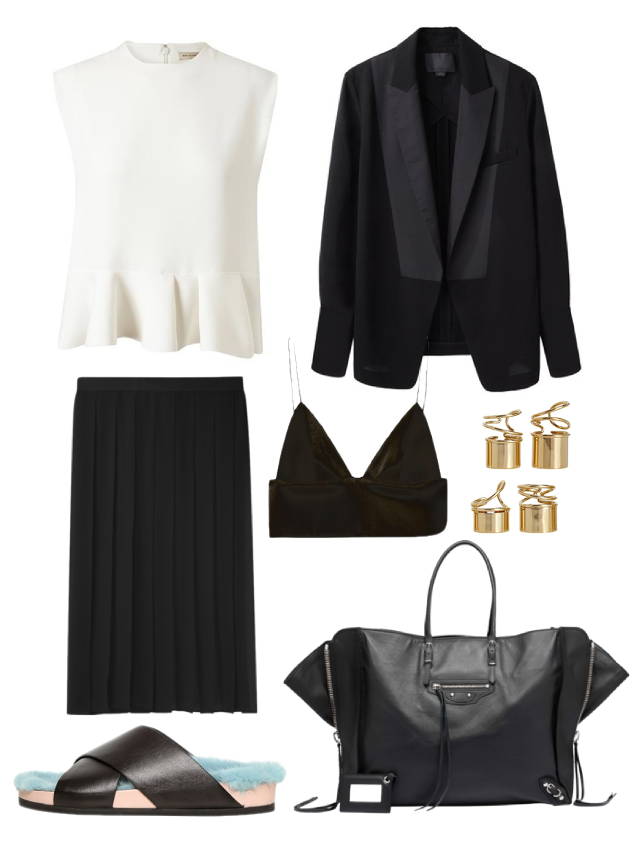 Wish Outfit - Cline, balenciaga, Alexander Wang