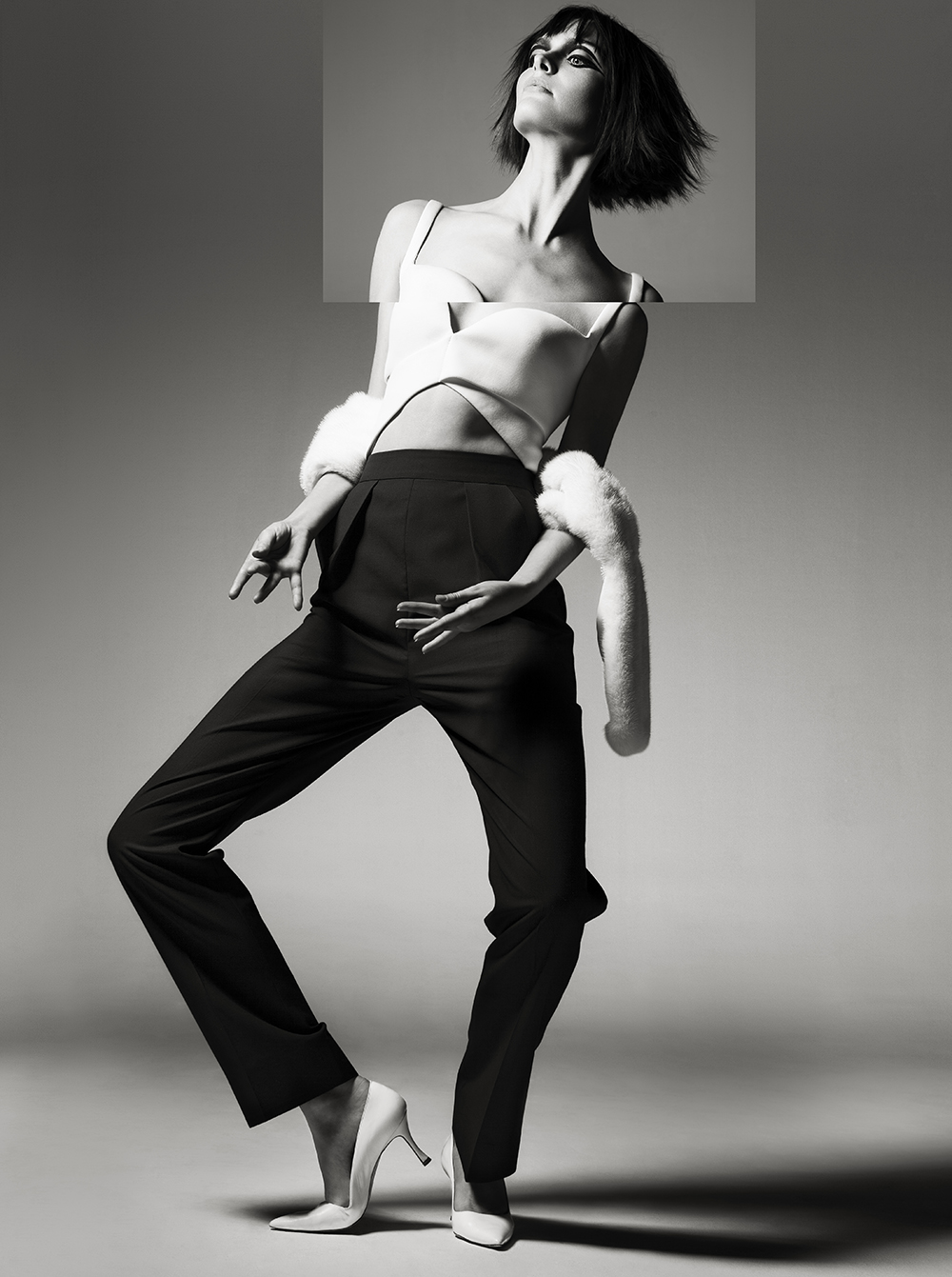 CR Fashion Book issue 2 Spring 2013 Sam Rollinson by Anthony Maule - Blood & Roses-1