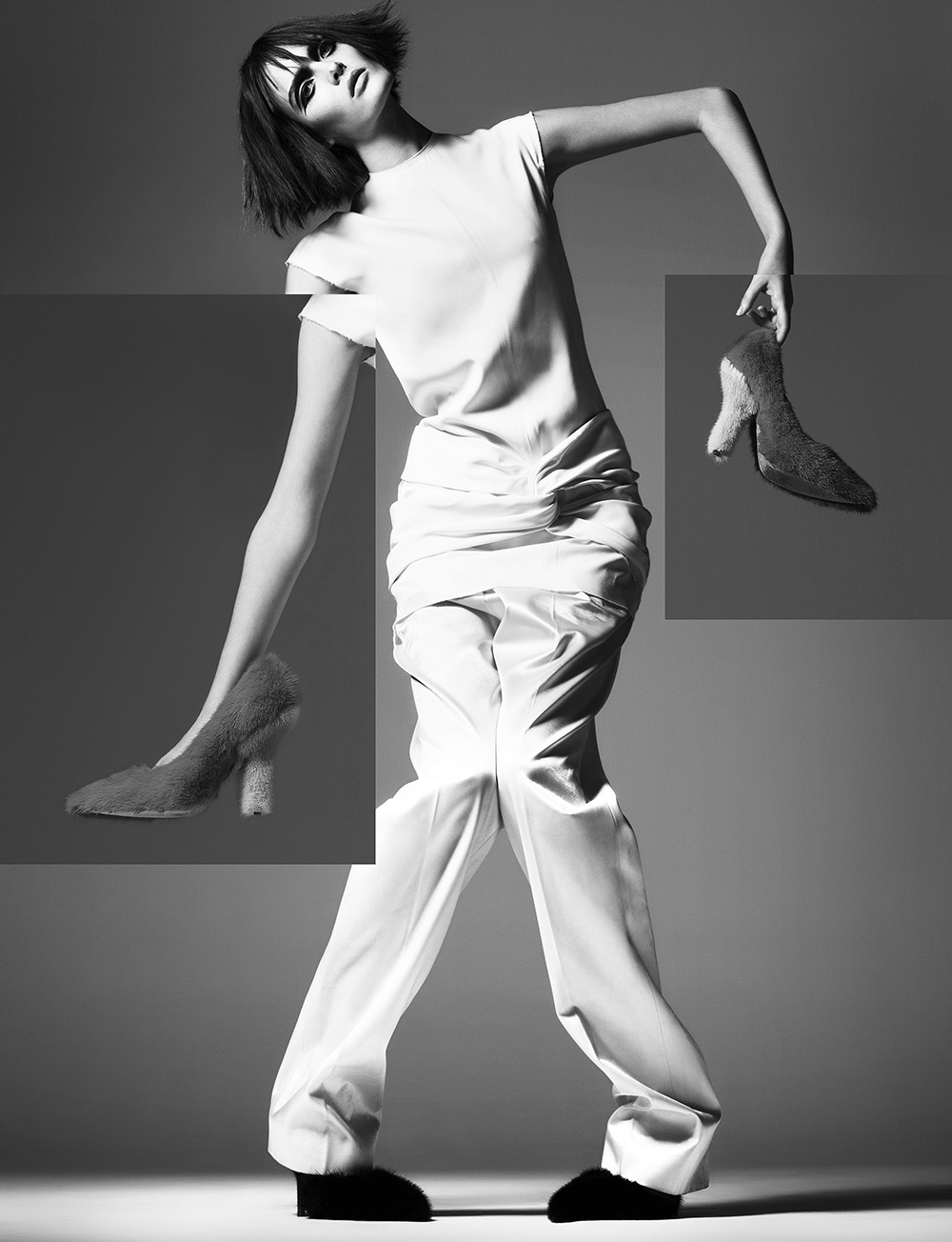 CR Fashion Book issue 2 Spring 2013 Sam Rollinson by Anthony Maule - Blood & Roses-2