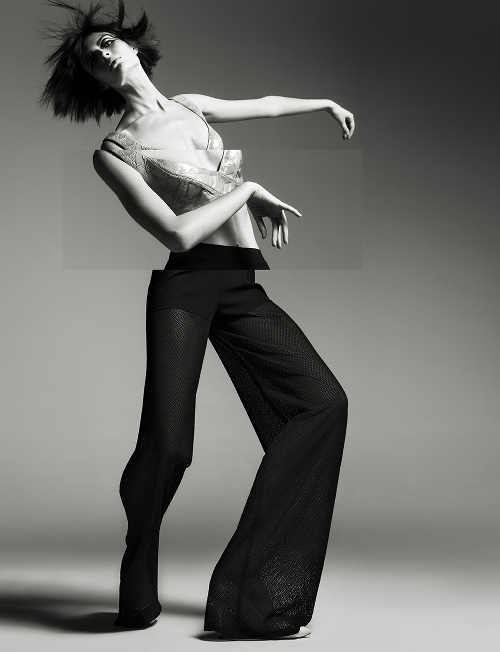 CR Fashion Book issue 2 Spring 2013 Sam Rollinson by Anthony Maule - Blood & Roses-3