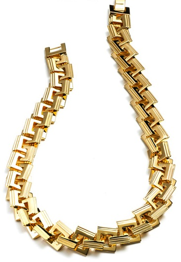 Eddie Borgo chunky chain necklace SS13