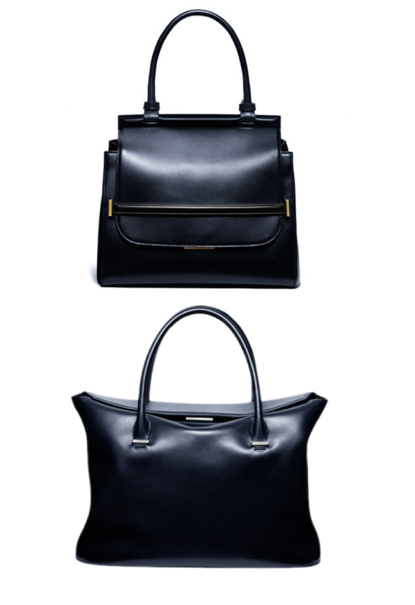 The Row Fall 2013 bags Navy