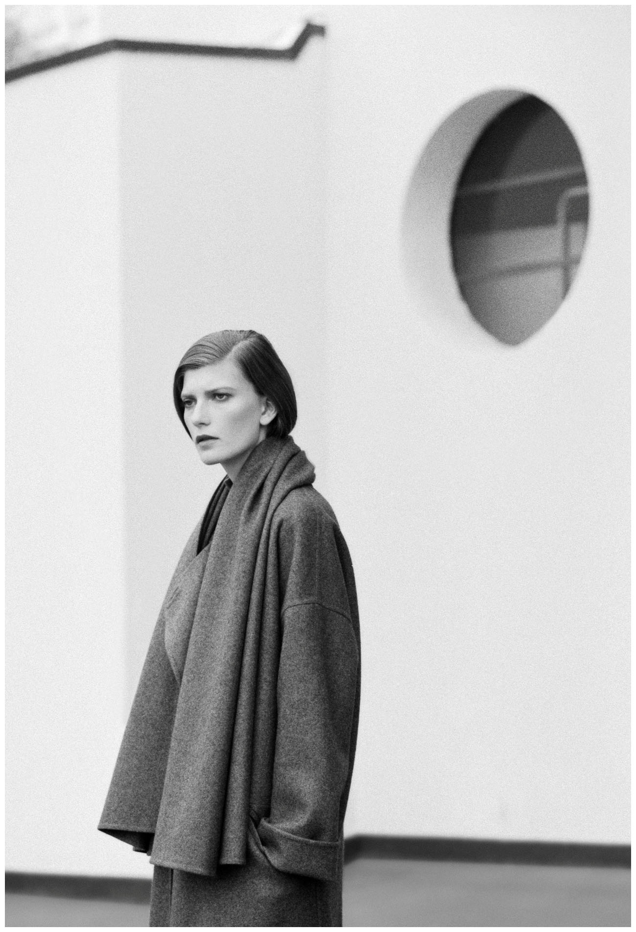 Hermès Winter 2012 catalogue Valerija Kevala by Zoe Ghertner