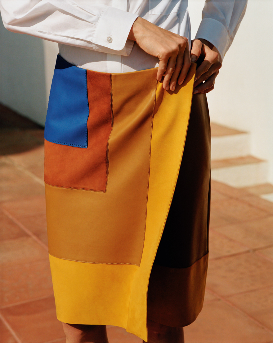 Hermes tumblr skirt