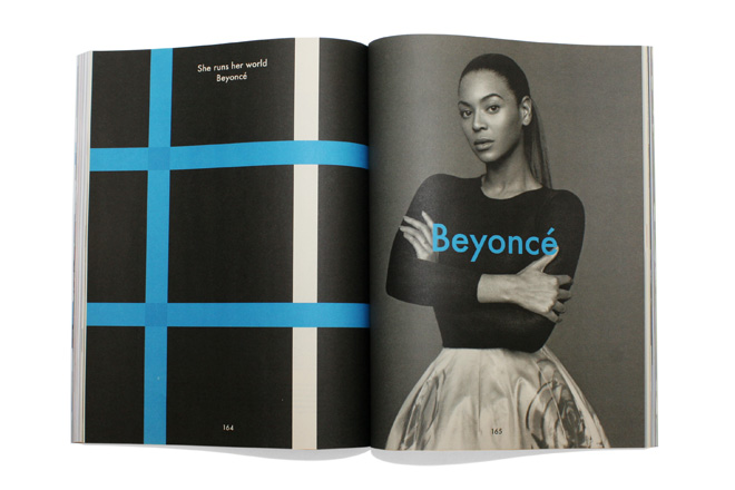 The Gentlewoman issue 7 Beyoncé Knowles-2