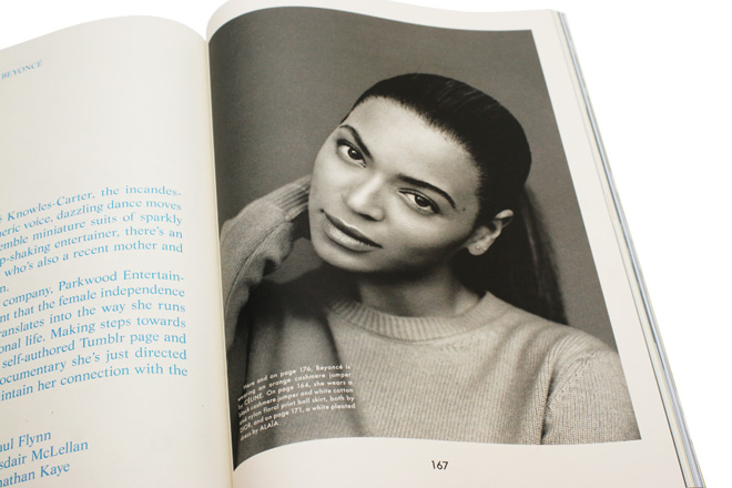 The Gentlewoman issue 7 Beyoncé Knowles-3