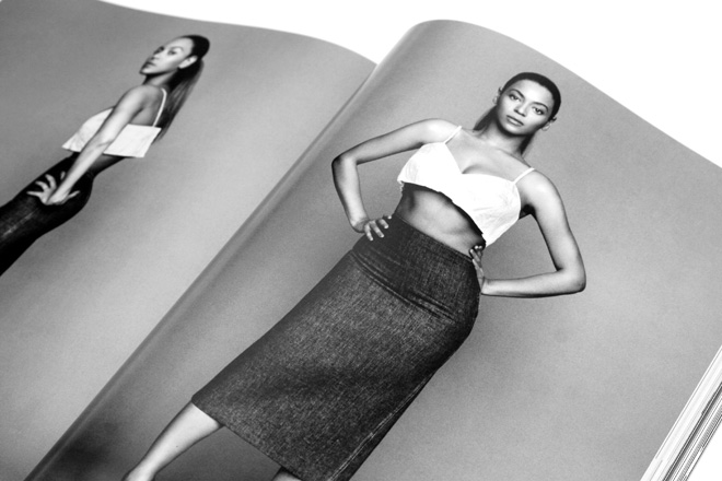 The Gentlewoman issue 7 Beyoncé Knowles