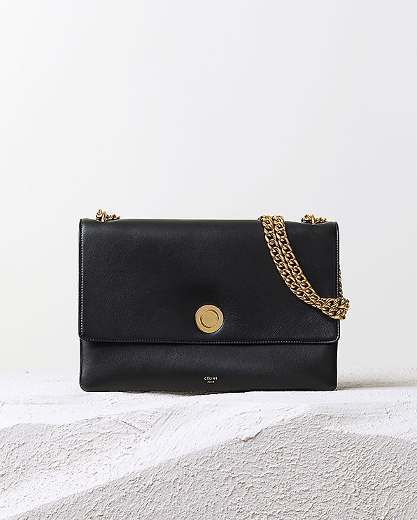 Céline Pre-Fall 2014 coin flap shoulder bag