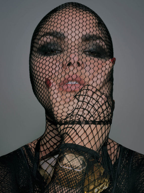 CR Fashion book Fish Net