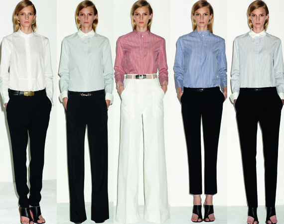 Céline 5 perfect trousers