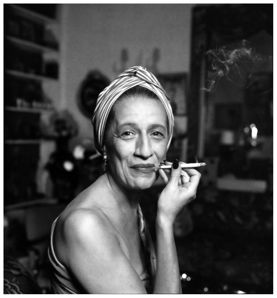 Diana Vreeland by Richard Avedon