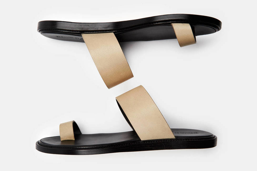 Common Project sandal