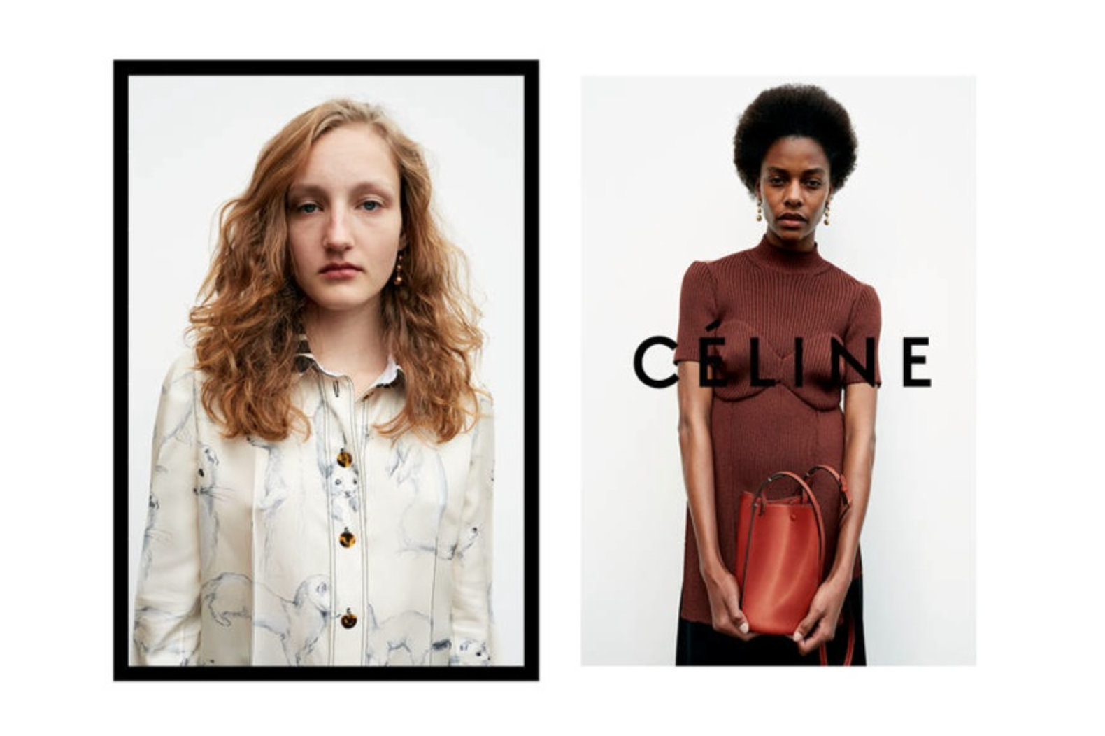 Celine Winter Campaign 2015 by Teller
