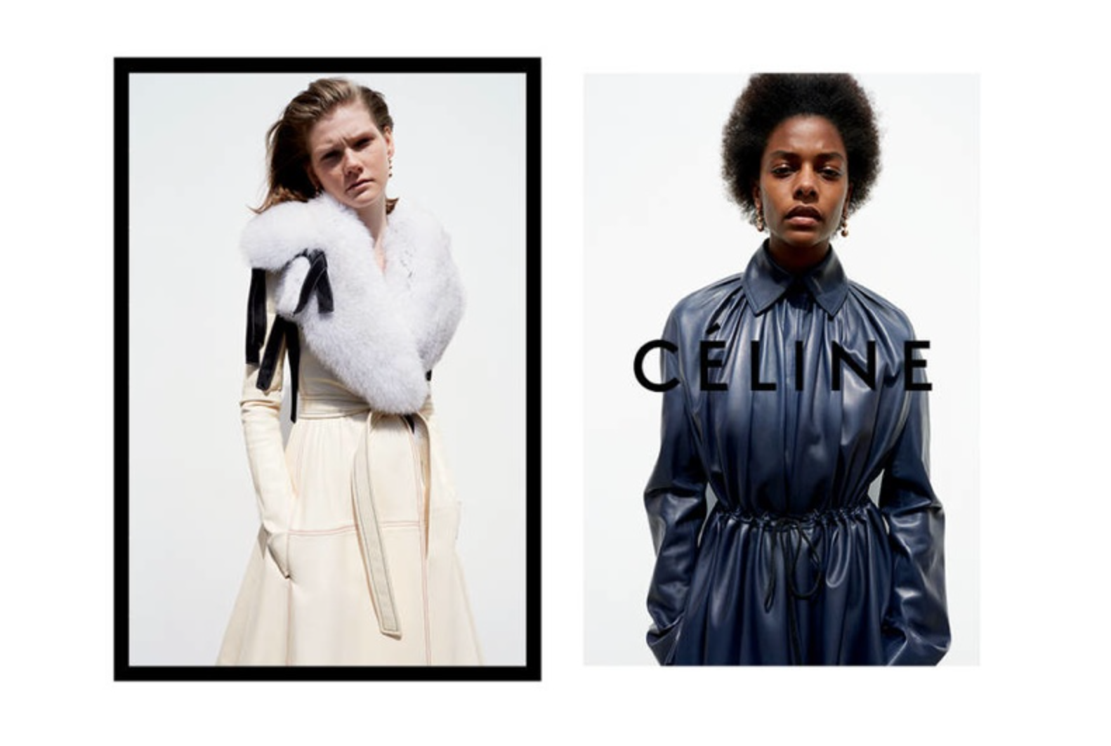 Celine Winter Campaign 2015