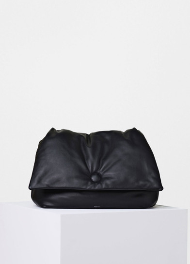 Celine medium flap pillow shoulder bag