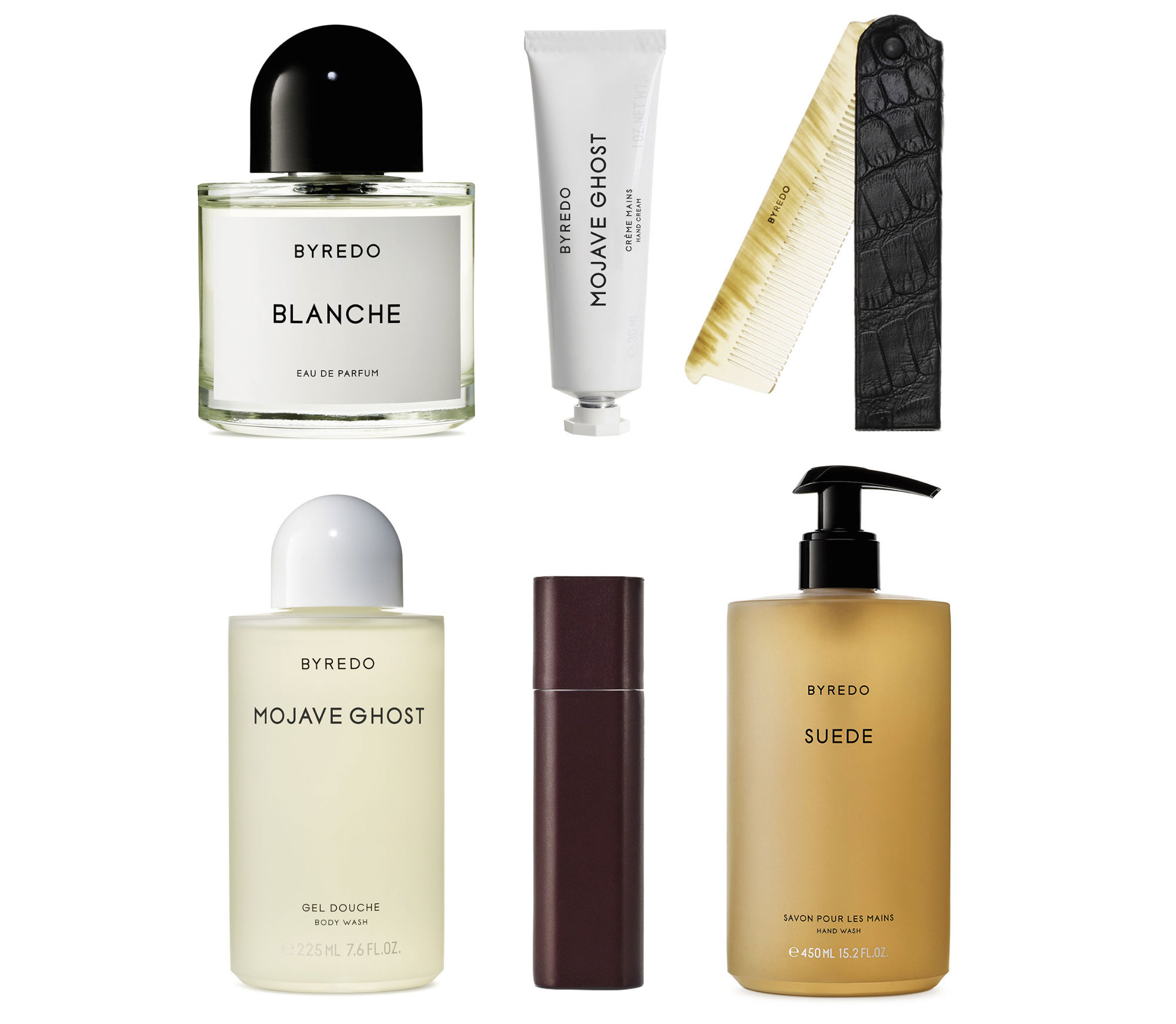 Byredo-products